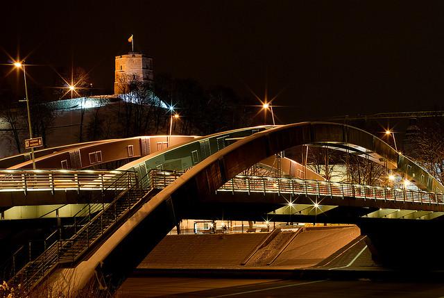 Vilniaus įkūrimo legenda - Gedimino sapnas